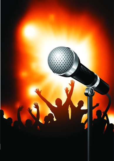 free-vector-microphone-bright-background-03-vector_017263_3