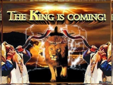King is coming